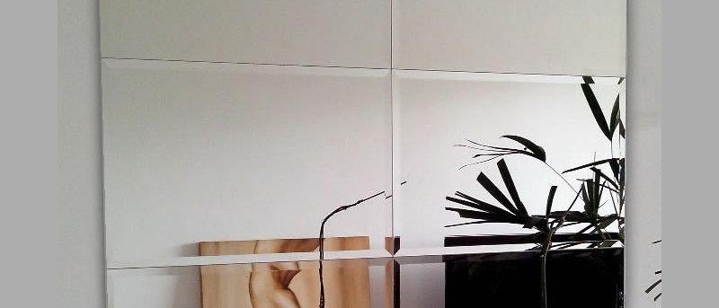 Espelho WINDOW 90 x 90cm. Cód. 000119