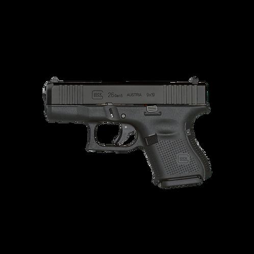 Glock G26 - CAL. 9mm