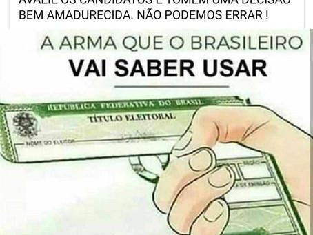 A arma dos Brasileiros