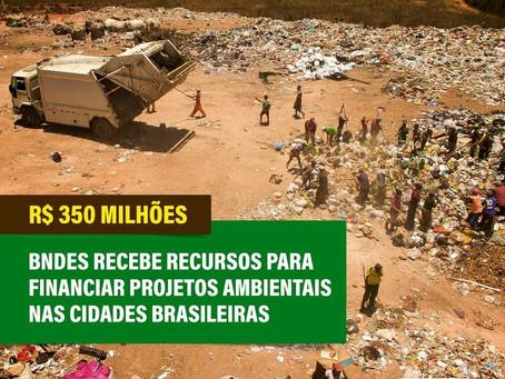 Financiamento de projetos ambientais