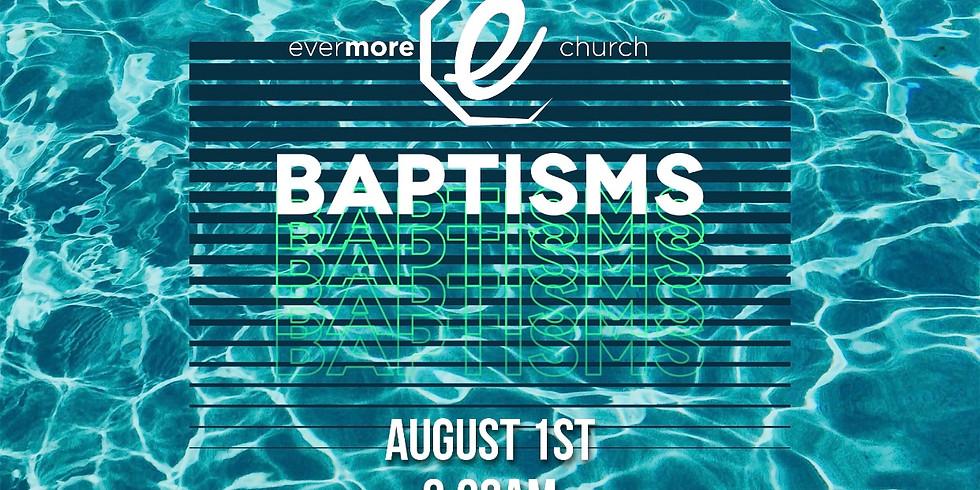 Evermore Church Baptisms