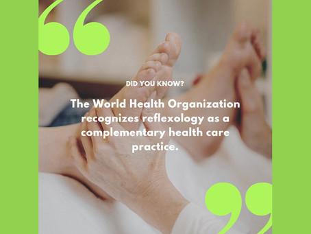 Reflexology & The Who Health Organization