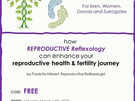 REPRODUCTIVE HEALTH Talk 2020