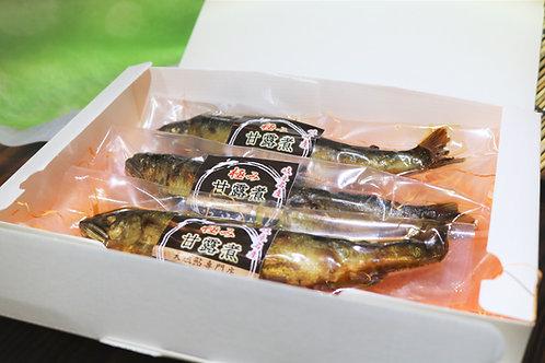 天然鮎子持ち甘露煮(1匹)