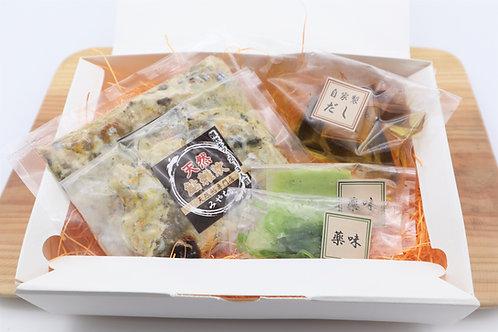 天然鮎雑炊キット(2~3人前)