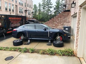 mobile tire service