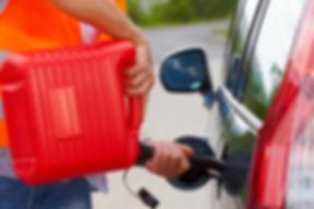 atlanta roadside fuel delivery service