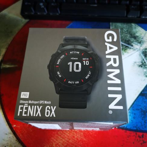 GARMIN Fenix 6X PRO
