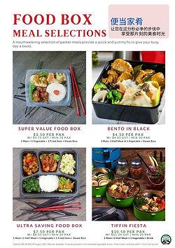 Food Box Bento Singapore