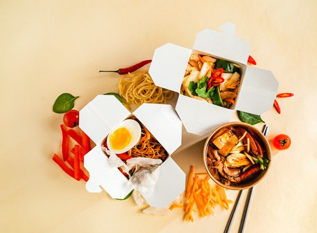 Why you should try meal delivery services