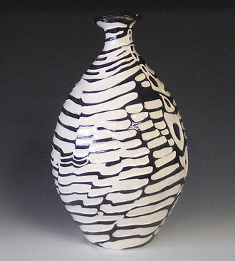 Parallel Lines - Handmade original pottery designs and clay creations for the modern home