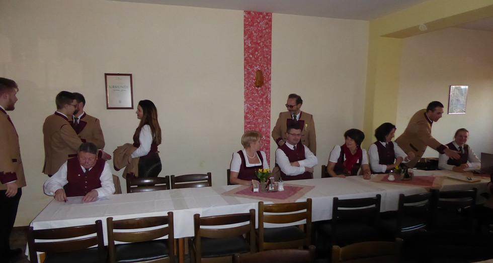 Jahreshauptversammlung 4