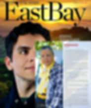 Cal State East Bay Fall 2019 Cover and E