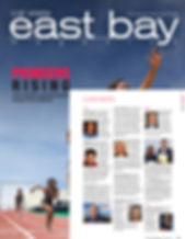 Cal State East Bay Magazine Spring 2014