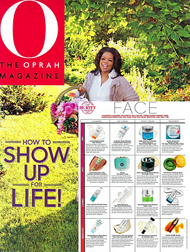 O, The Oprah Magazine September 2017 ETA