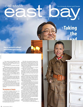Cal State East Bay Magazine Spring 2012