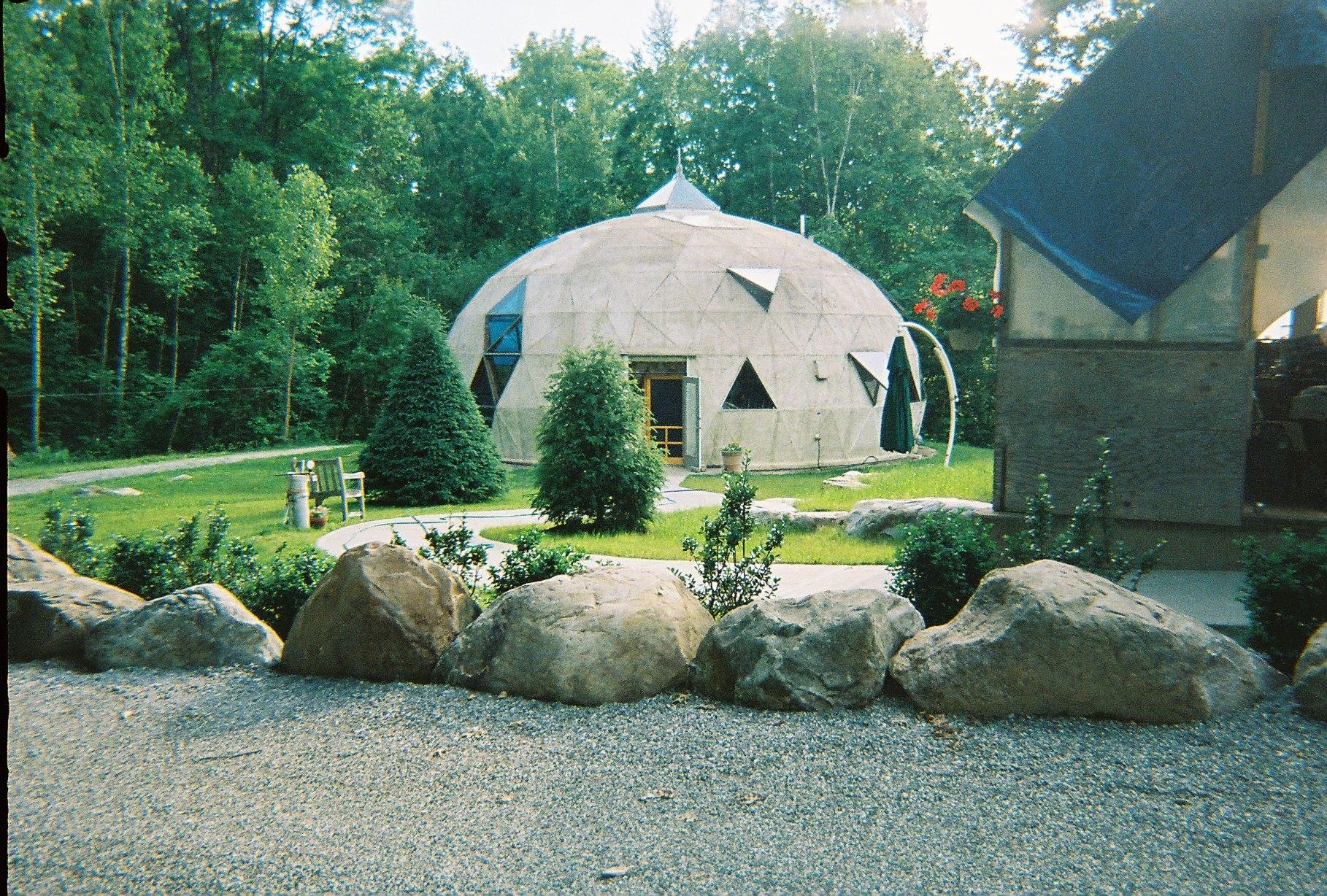 Dome Exterior
