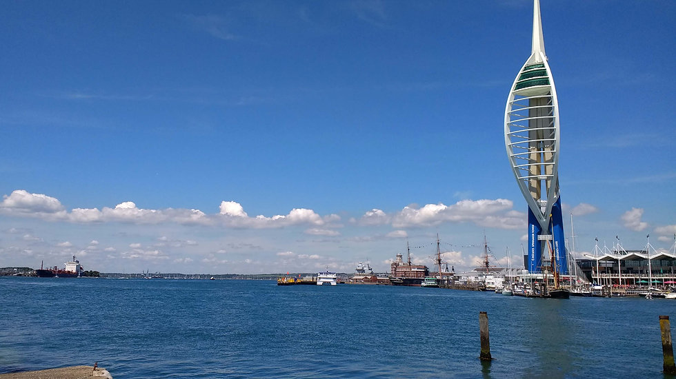 Cultural experience in Portsmouth