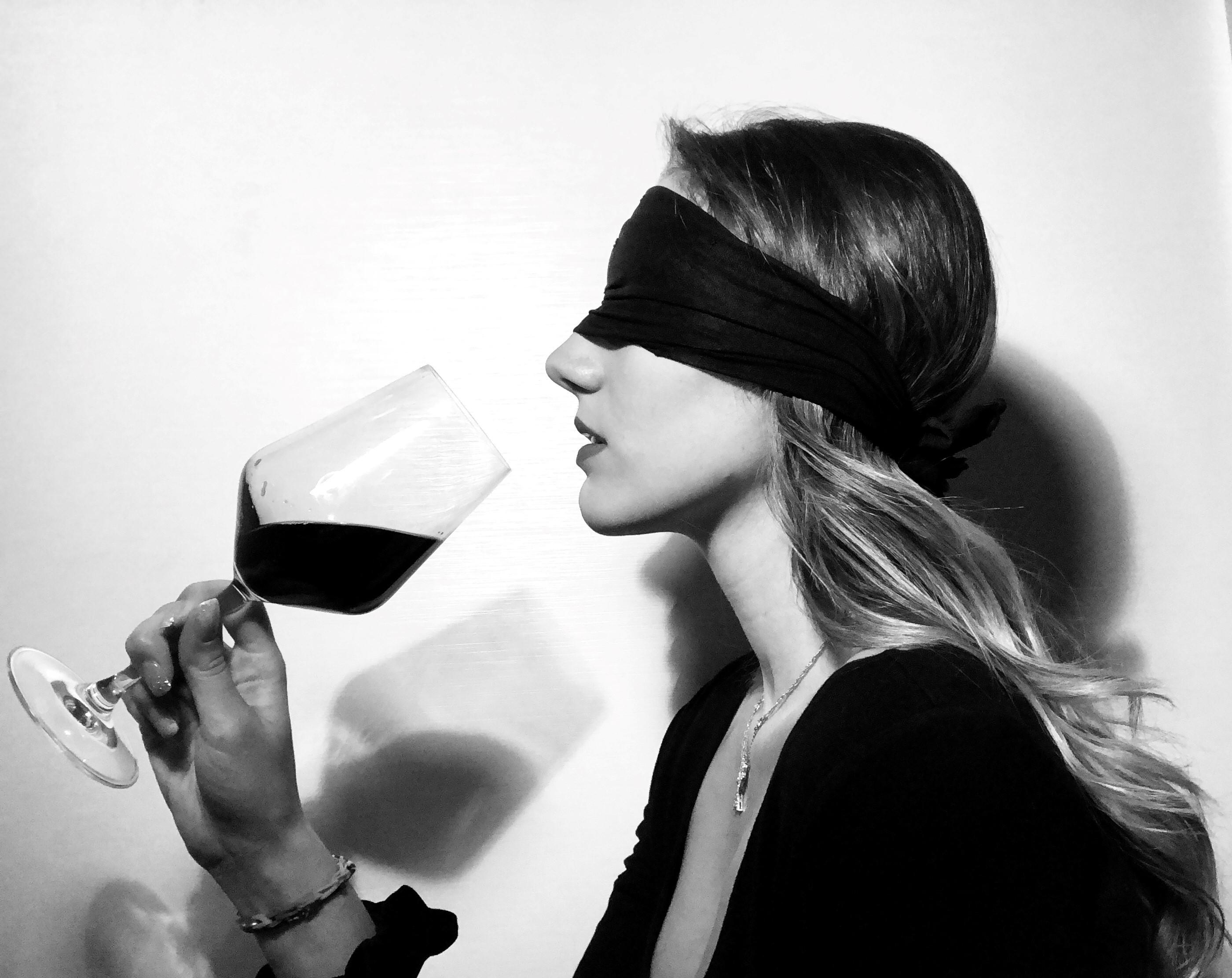 Blind wine tasting PLUS