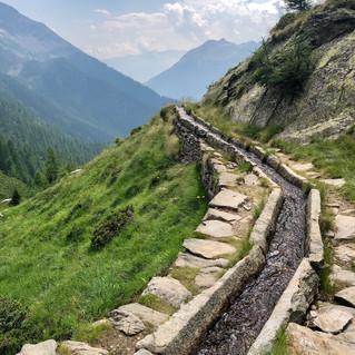 Acquedotto Canaa Lago Mognola