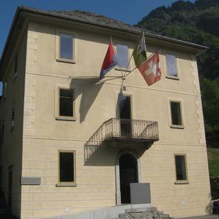 Casa comunale Lavizzara