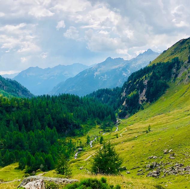 Alpe Zarìa