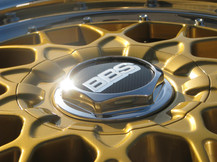 Hex Nuts for BBS RC (041, styling 29)