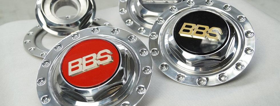 BBS RM Alu Hex Nuts Kit + plates