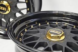 Hex Nut Kit for BBS wheels