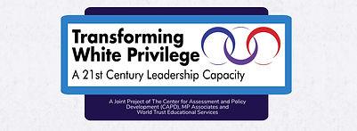 Transforming White Privilege