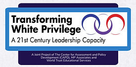 Transforming White Privilege curriculum logo