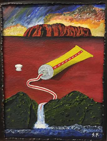 Flowingcream made by sam hunziker
