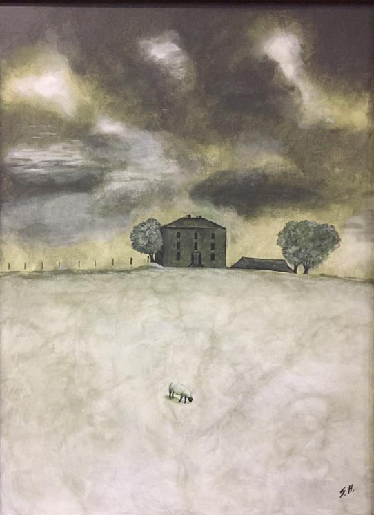 Irish Melancholie made by sam hunziker
