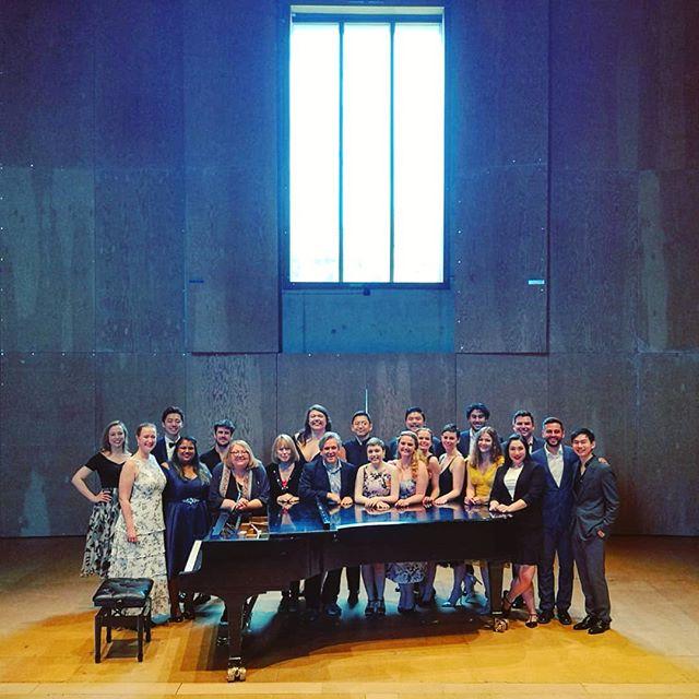 Britten Pears Final Concert