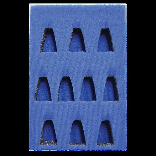 TB64 PME 精裝花嘴盒 (小) (可放 10 支花嘴) Icing Tube Box (Small)