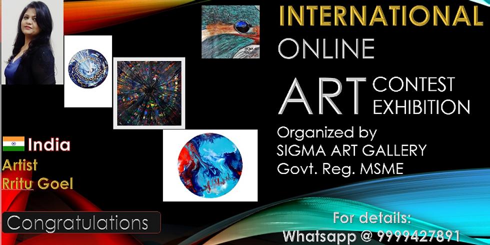 SIGMA Art Gallery - Online Art Exhibition