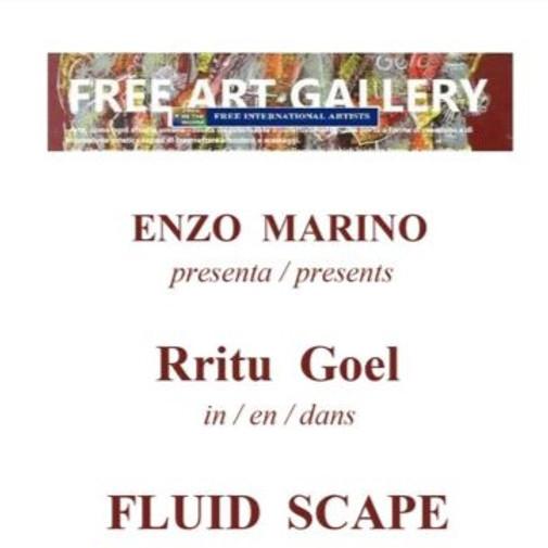 ART SHOW IN NAPLES, ITALY