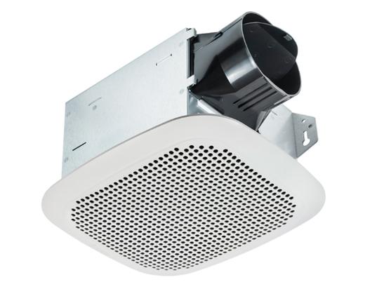 Bath Fan with Bluetooth! Thanks EnergyStar