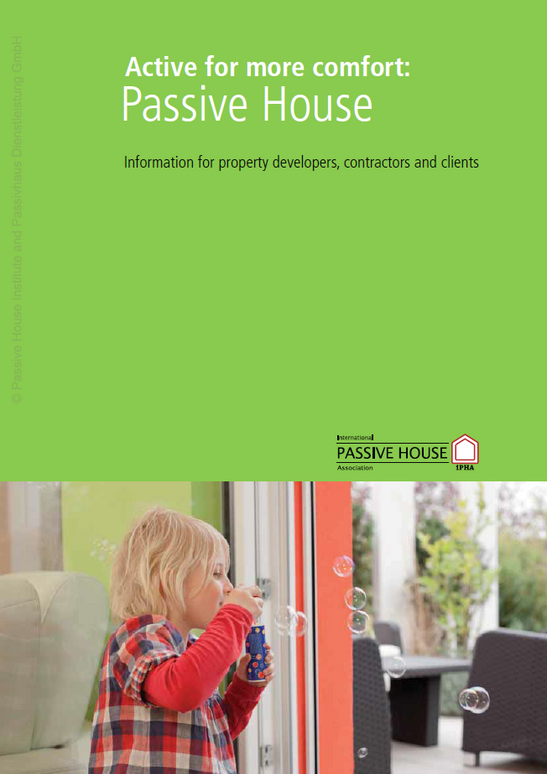 Passive House Brochure