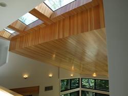 Cos Cob Living Room Ceiling