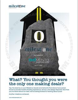 Milestone Ad