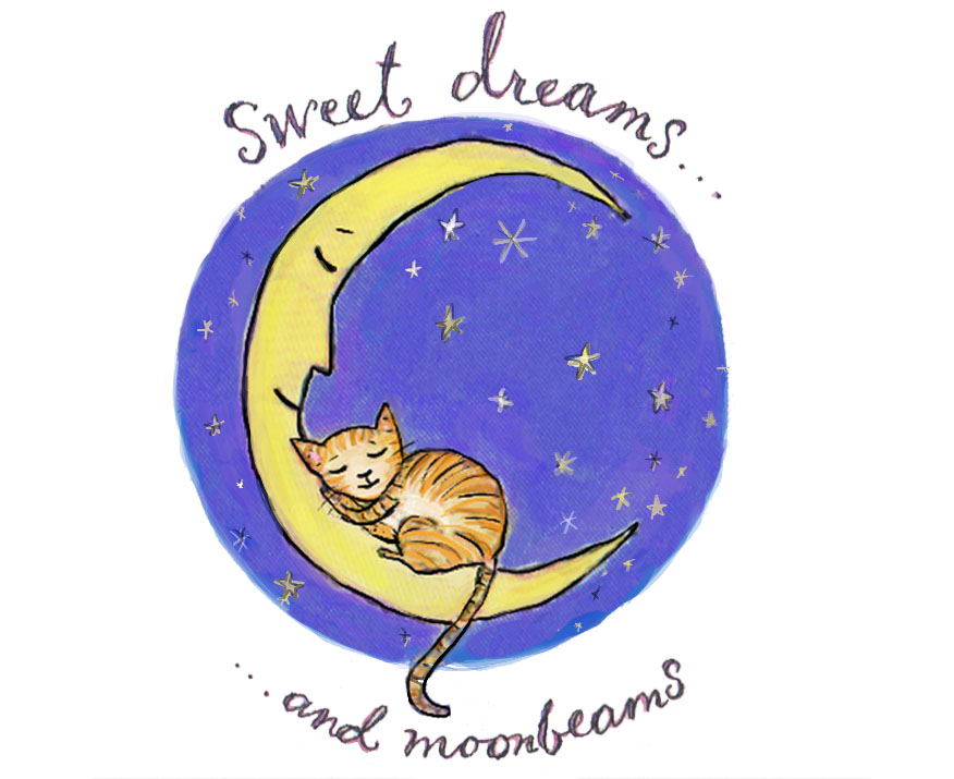 Sweet Dreams and Moonbeams logo