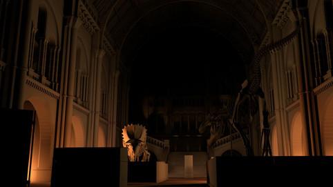 3D Animation // Mood Lighting: Ominous