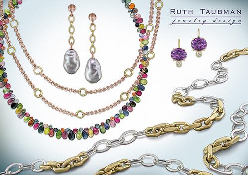 Graphic Design // Ruth Taubman, Inc