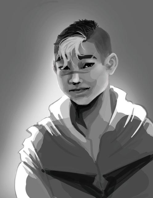 Portraits // Shiro