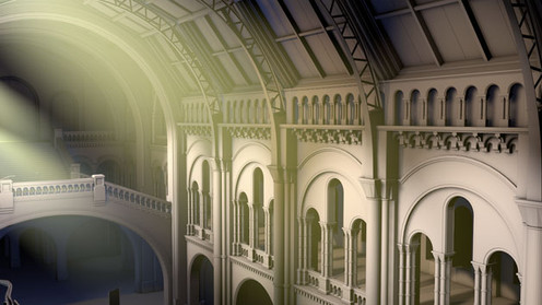 3D Animation // Mood Lighting: Serenity