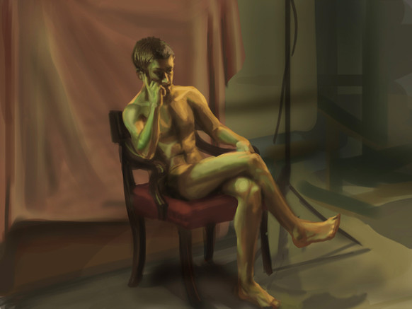 Figure Drawing //