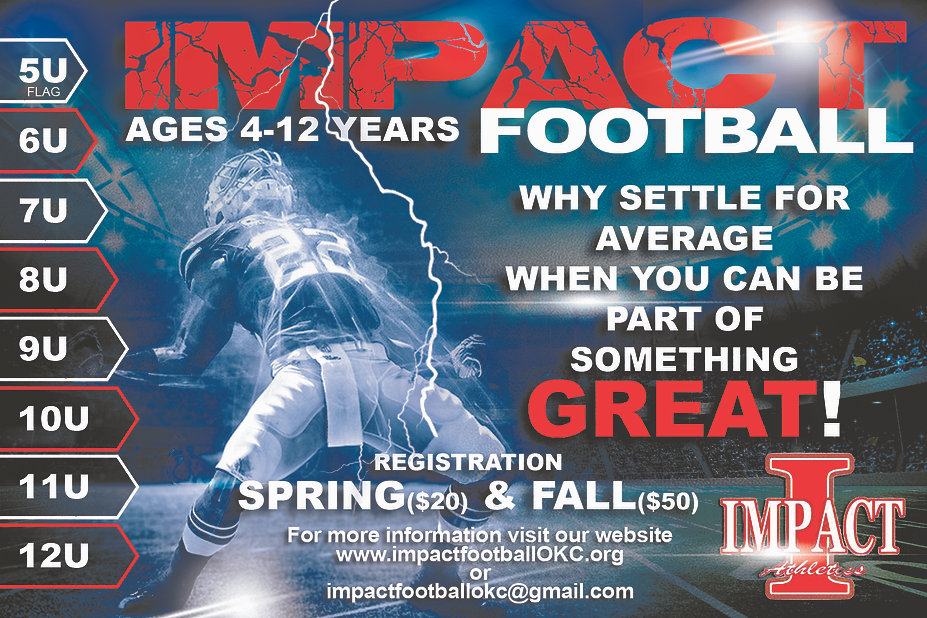 impact athletics - acheivements 2020 bac