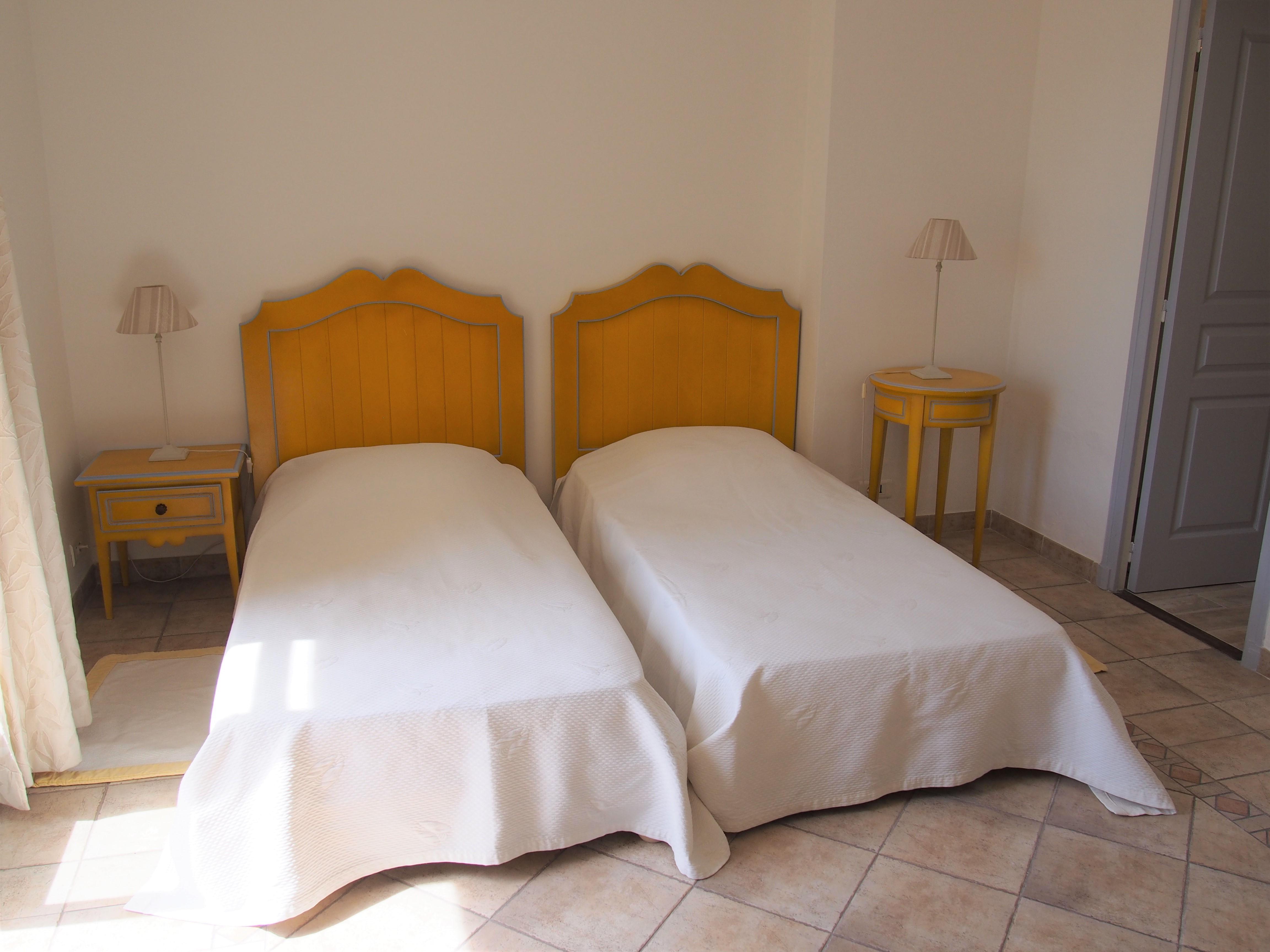 Chambre master RDC