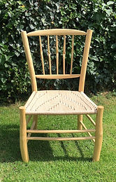 Lark Settin' Chair in Ash